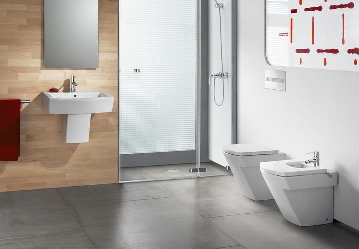 Roca miska wisz ca glazura ekspert nowy s cz komapkt wc - Roca hall inodoro ...