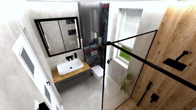 Projektowanie łazienek Nowy Sącz Glazura Ekspert Projekty