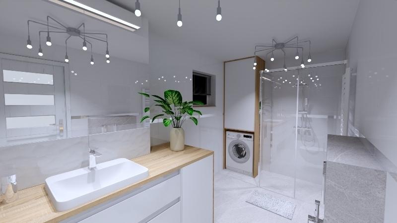Glazura Ekspert Projekty łazienek Projektowanie Wnętrz